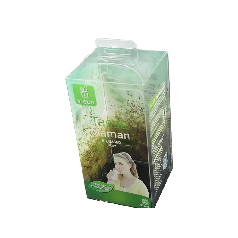 Packaging Printing Plastic Box for Adult Water Bottle